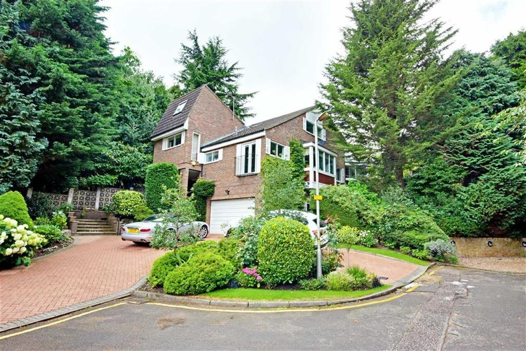 4 Bedrooms House for sale in Barn Close, Radlett, Hertfordshire