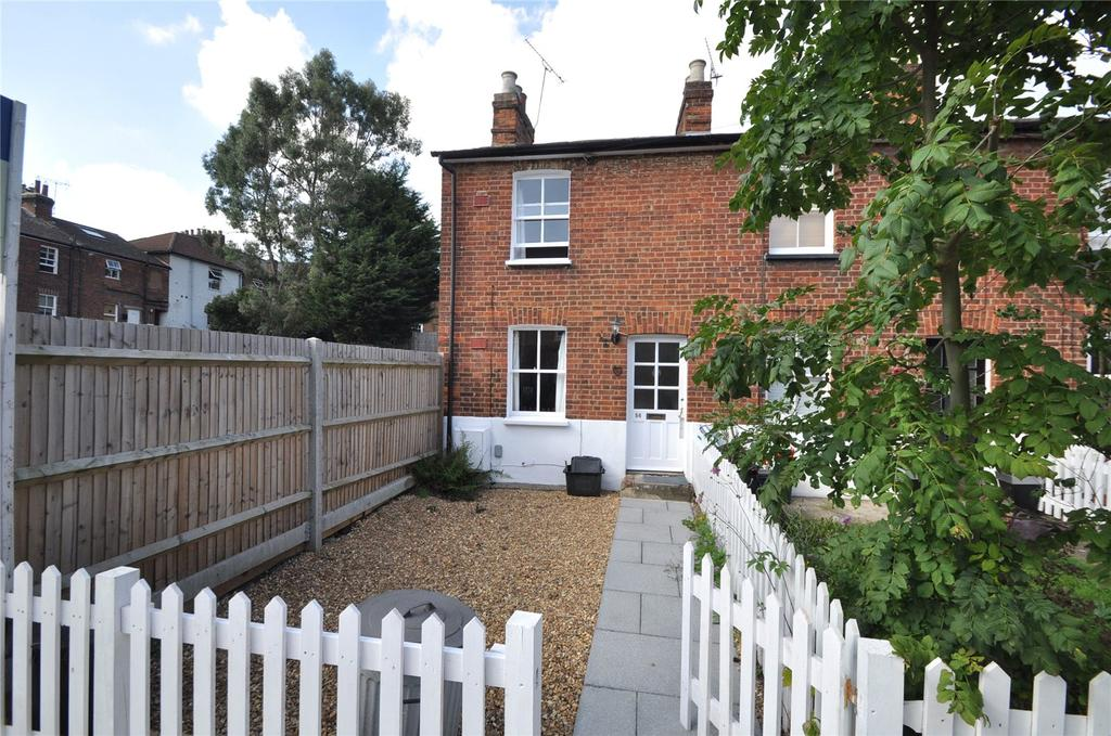 2 Bedrooms End Of Terrace House for sale in Inkerman Road, St. Albans, Hertfordshire
