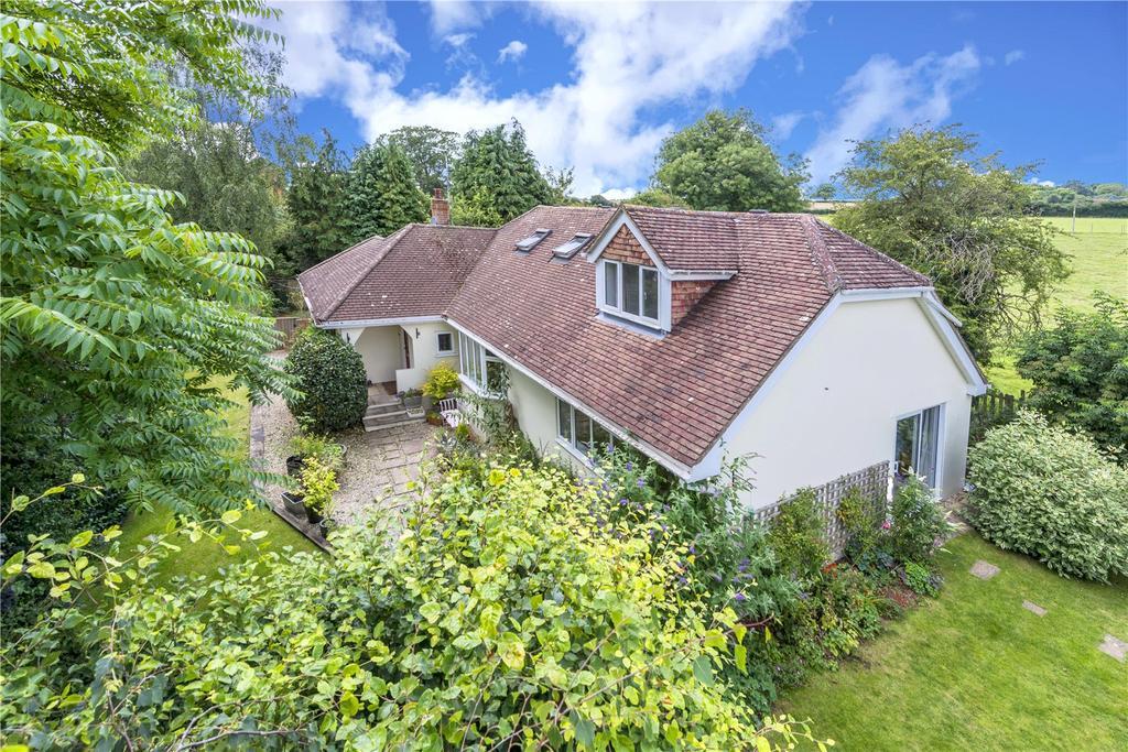 4 Bedrooms Detached House for sale in Tarrant Keyneston, Tarrant Keyneston, Blandford Forum, Dorset