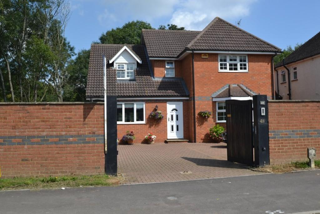 4 Bedrooms Detached House for sale in Buckingham Road, Winslow, Buckingham