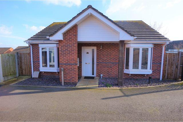 2 Bedrooms Detached Bungalow for sale in Cherry Tree Close,Sutton Coldfield,