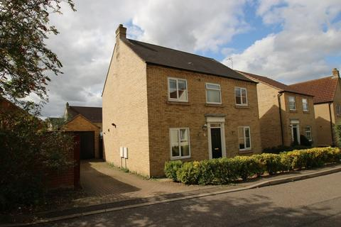 4 bedroom detached house to rent - Mallow Close, Ely