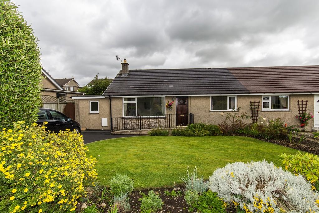 3 Bedrooms Semi Detached Bungalow for sale in 38 Greengate, Levens, Kendal, LA8 8NF