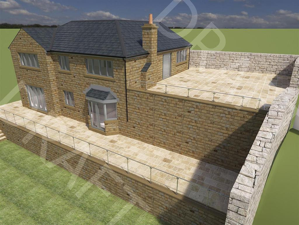4 Bedrooms Detached House for sale in The Meadows, Friendly, Sowerby Bridge