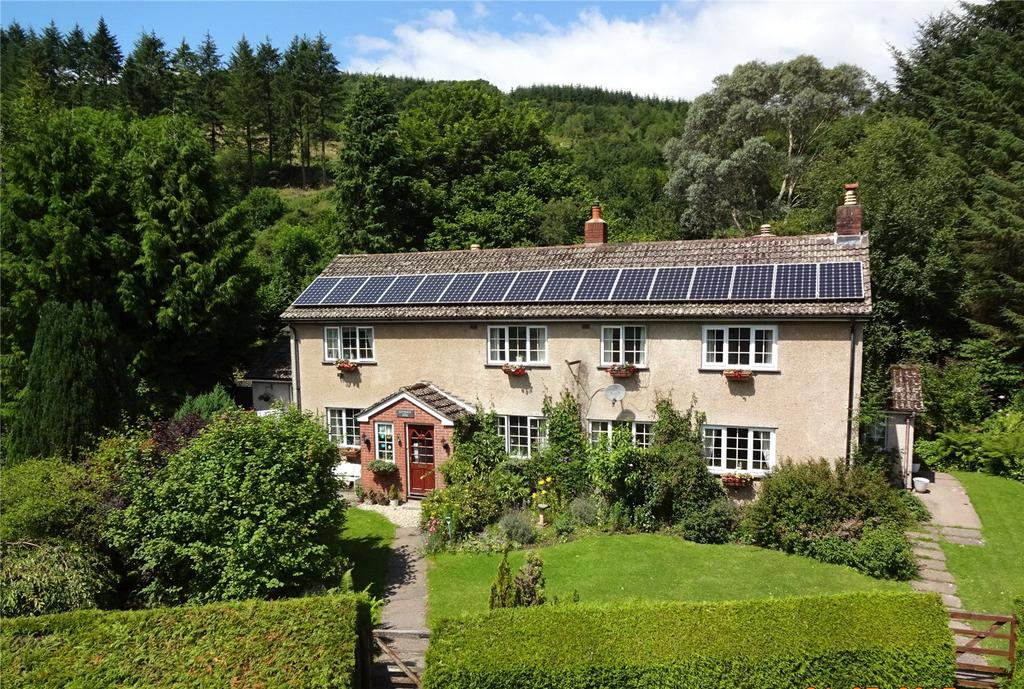7 Bedrooms Detached House for sale in Abercynafon, Talybont-On-Usk, Brecon, Powys