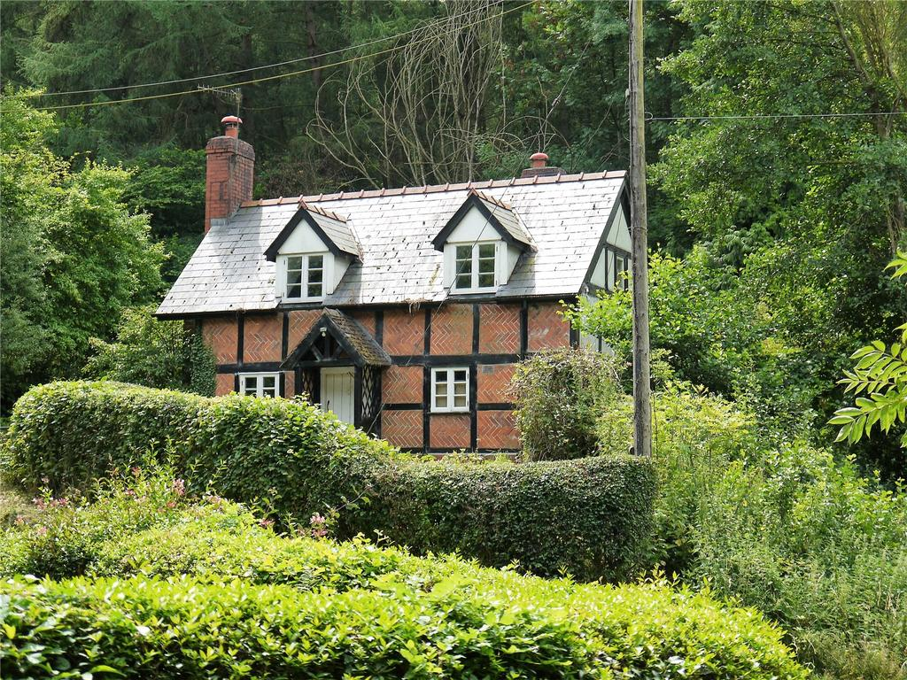 3 Bedrooms Detached House for sale in Sheepwash Cottage, Knill, Presteigne