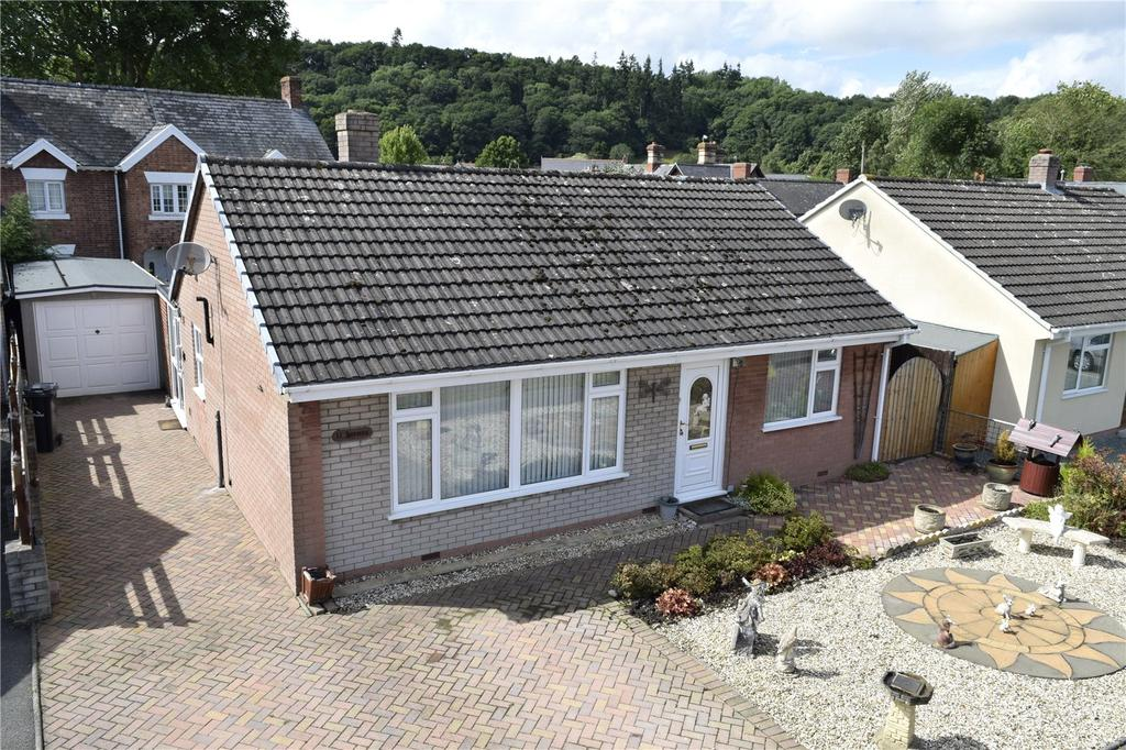 3 Bedrooms Detached Bungalow for sale in Fairview Avenue, Guilsfield, Welshpool, Powys