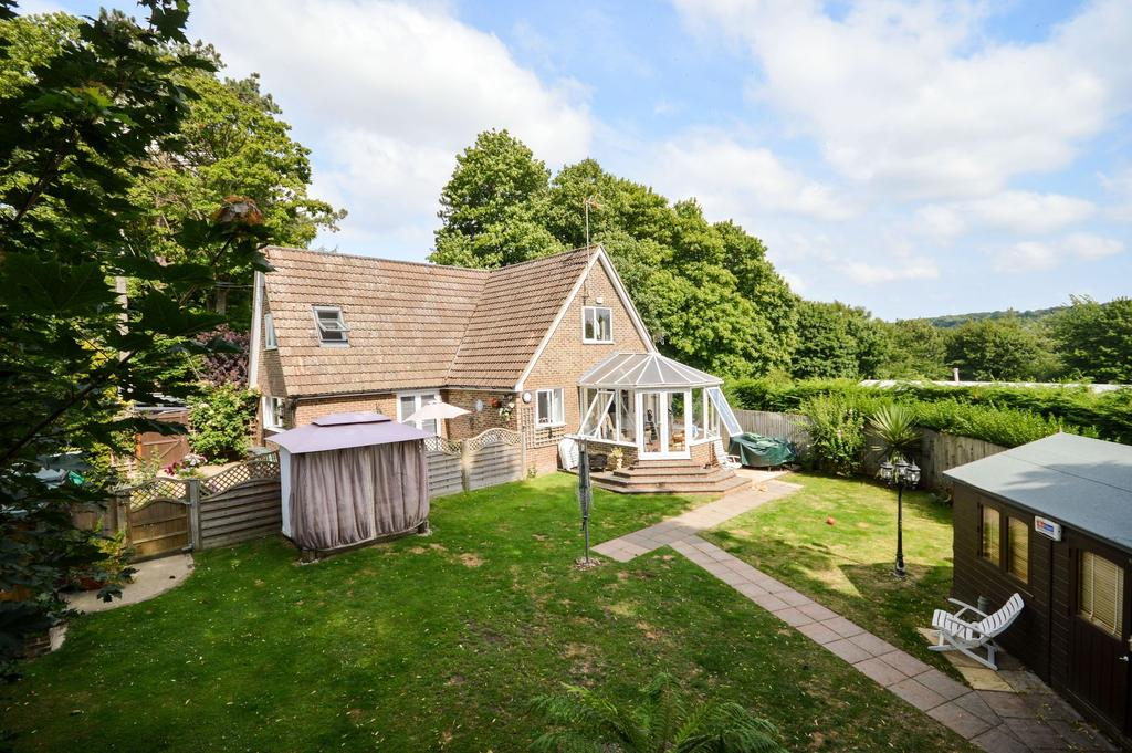 4 Bedrooms Detached House for sale in Chilham, CT4