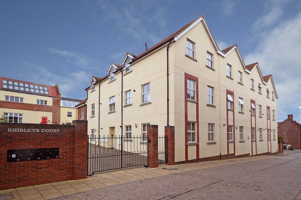 1 Bedroom Apartment Flat for sale in Shibleys Court, Norwich