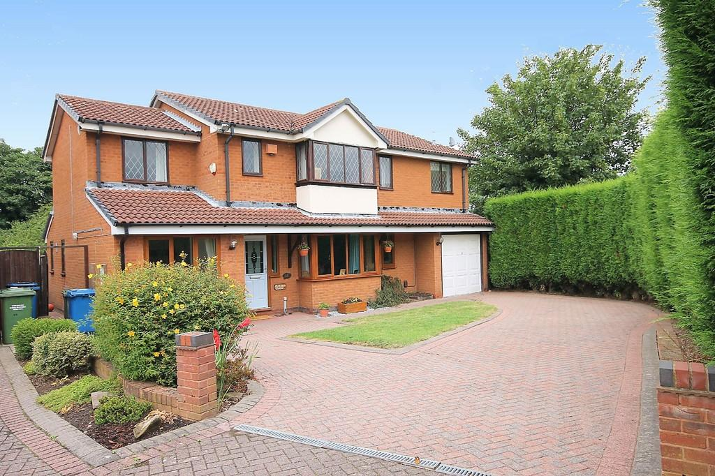 5 Bedrooms Detached House for sale in Falcon, Wilnecote, Tamworth, B77 5DN