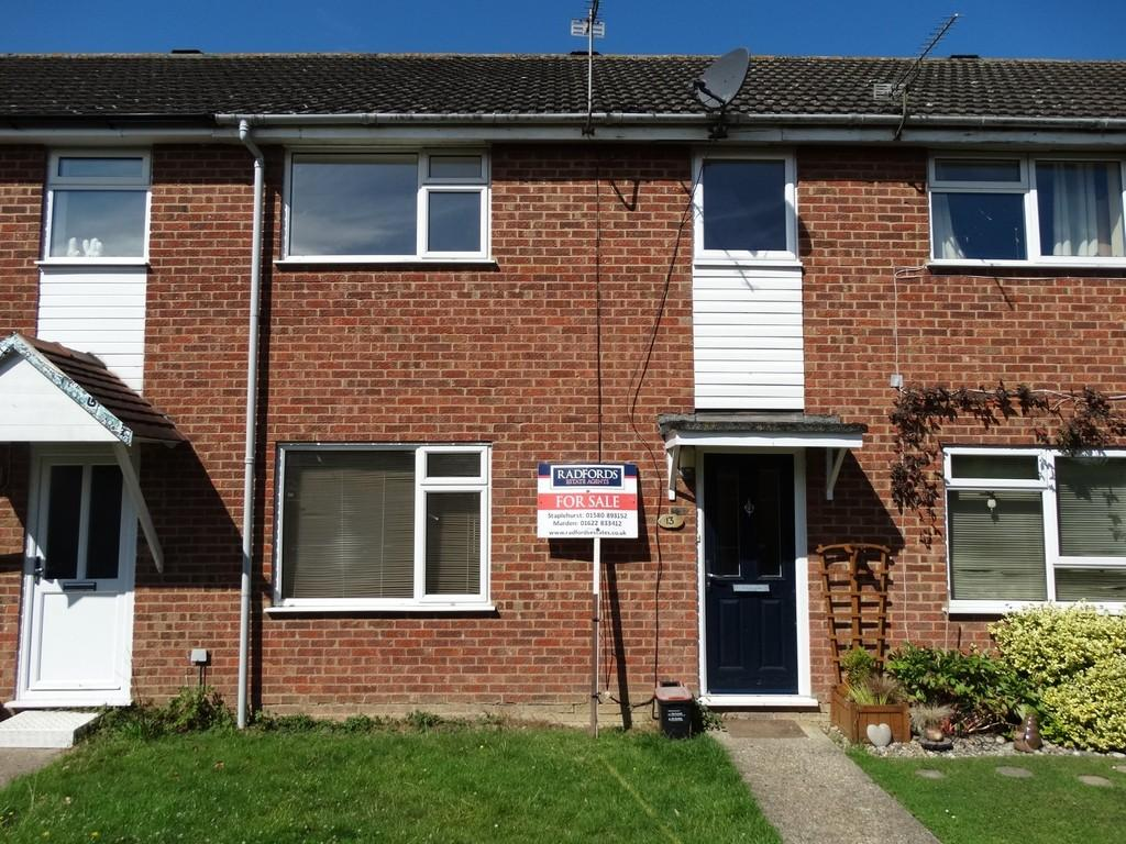 3 Bedrooms Terraced House for sale in Staplehurst, Kent