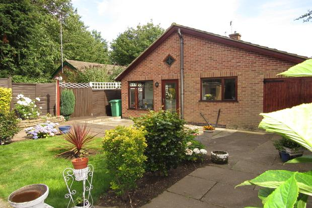 2 Bedrooms Bungalow for sale in Ebury Road, Sherwood, Nottingham, NG5