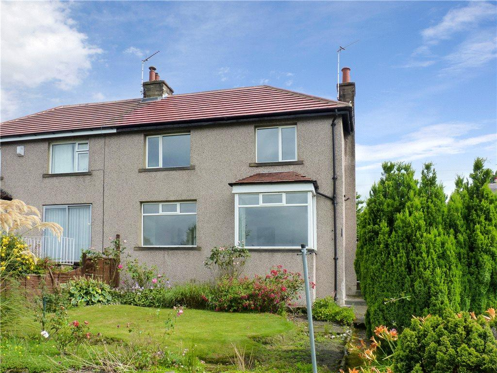 3 Bedrooms Semi Detached House for sale in Granby Drive, Riddlesden, Keighley, West Yorkshire