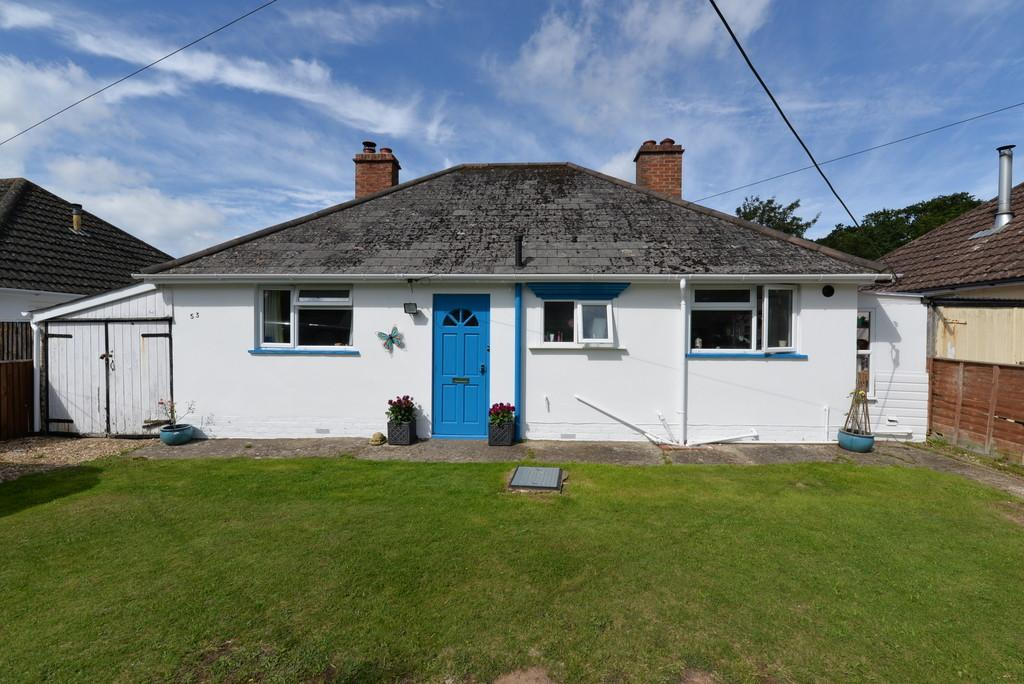 3 Bedrooms Detached Bungalow for sale in Oakwood Avenue, New Milton