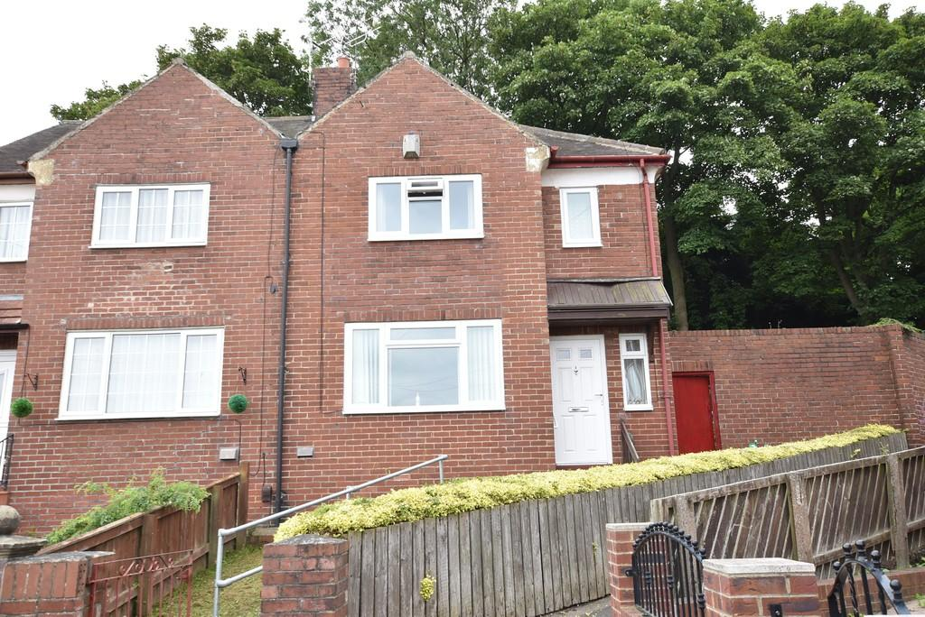 2 Bedrooms Semi Detached House for sale in Dene View Crescent, South Hylton