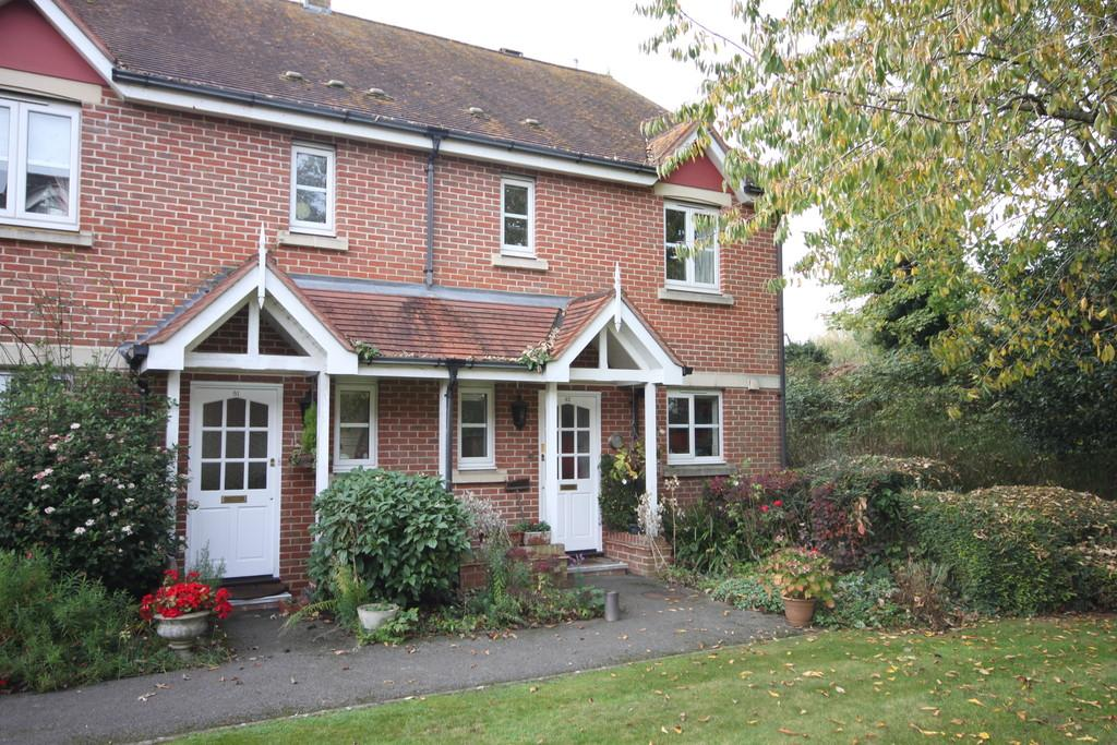 3 Bedrooms End Of Terrace House for sale in ARCHERS COURT, SALISBURY, WILTSHIRE, SP1 3WF