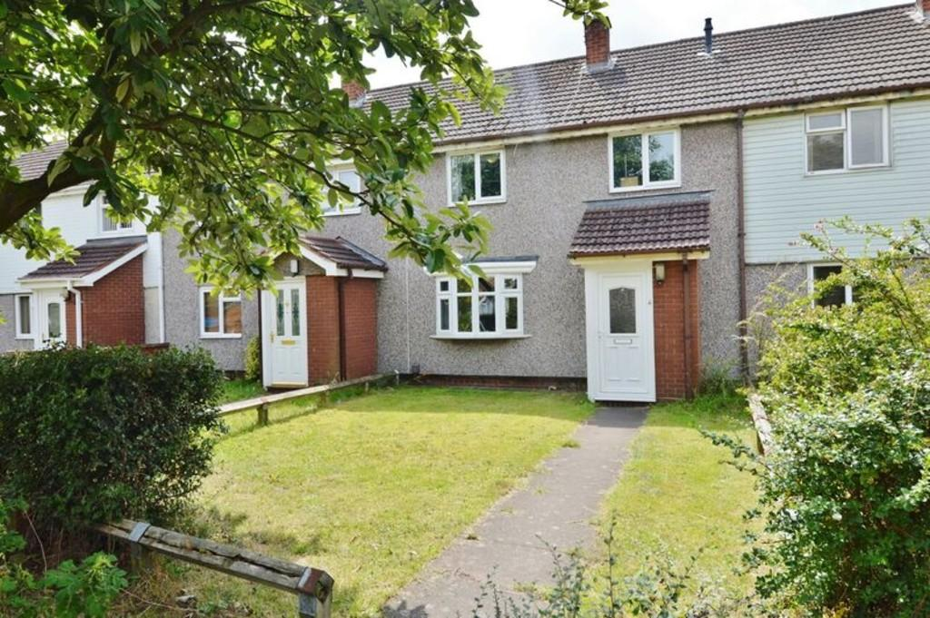 3 Bedrooms Terraced House for sale in Lovett Court, Rugeley