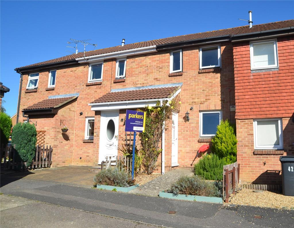 2 Bedrooms Terraced House for sale in Pemberton Gardens, Calcot, Reading, Berkshire, RG31