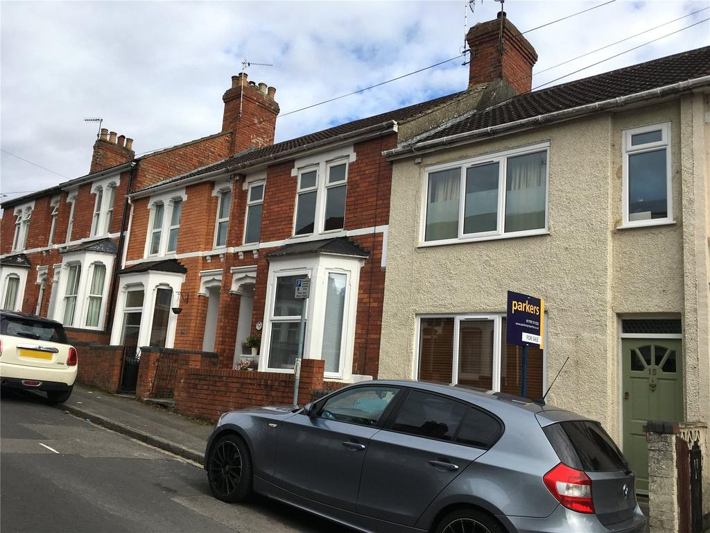 3 Bedrooms Terraced House for sale in Maidstone Road, Old Town, Swindon, Wiltshire, SN1