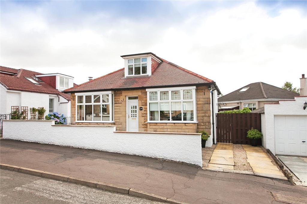 3 Bedrooms Detached House for sale in Ailsa Drive, Giffnock, Glasgow, Lanarkshire
