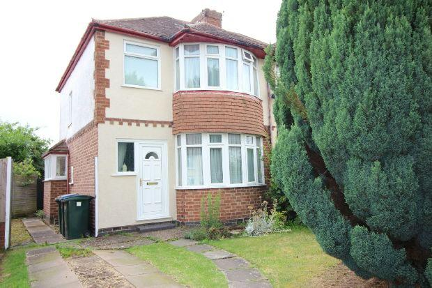 3 Bedrooms Semi Detached House for sale in Lichfield Road, Cheylesmore, Coventry