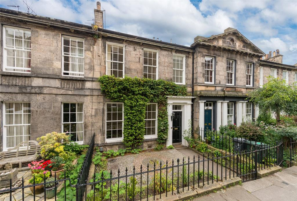 3 Bedrooms Terraced House for sale in Raeburn Street, Edinburgh, Midlothian