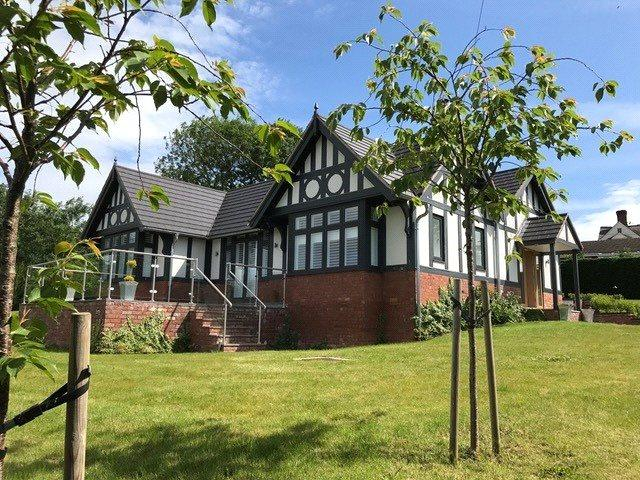 4 Bedrooms Detached House for sale in New Road, Ludlow, Shropshire