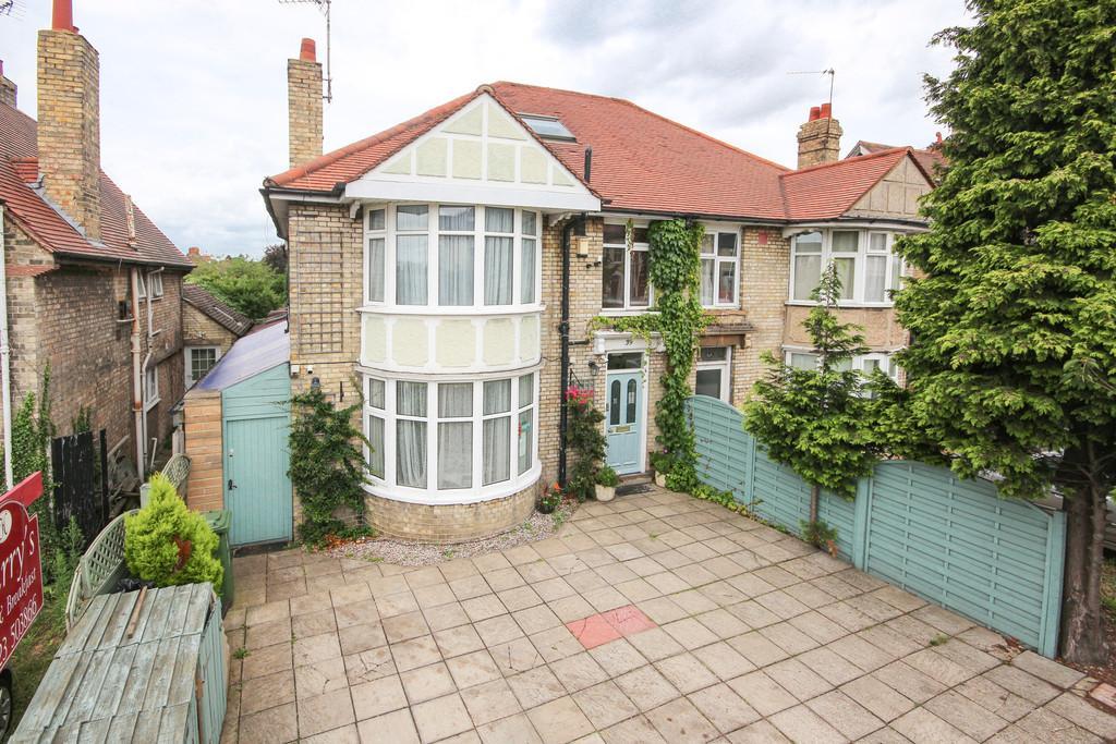 5 Bedrooms Semi Detached House for sale in Milton Road, Cambridge