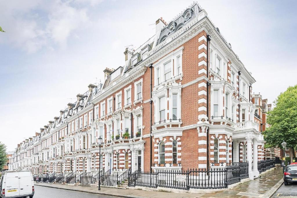 1 Bedroom Flat for sale in Hornton Street, Kensington