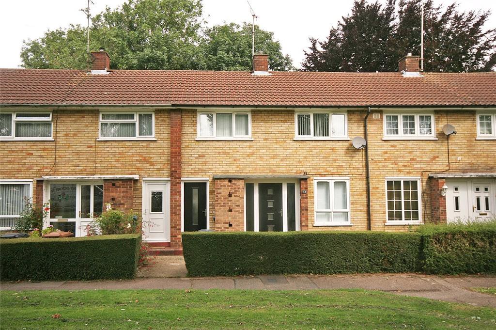 3 Bedrooms Terraced House for sale in Howicks Green, Welwyn Garden City, Hertfordshire