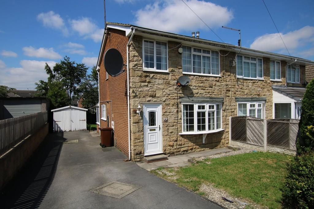 3 Bedrooms Semi Detached House for sale in Elmwood Drive, Walton