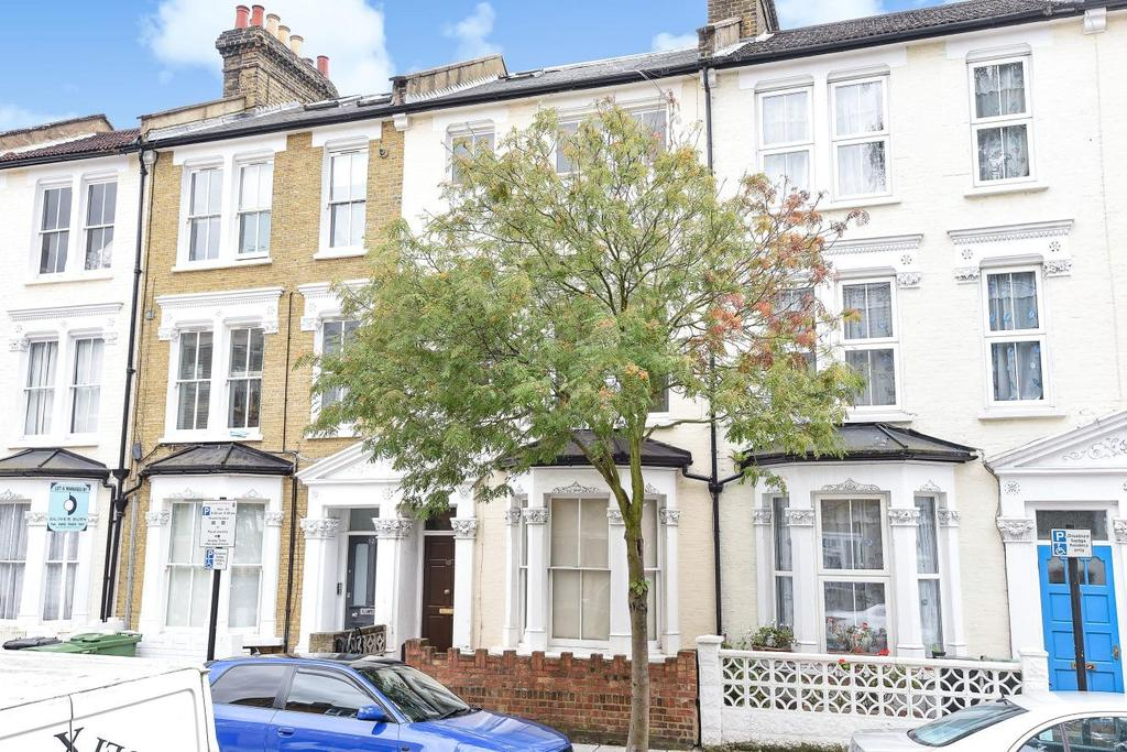 1 Bedroom Flat for sale in Walberswick Street, Stockwell