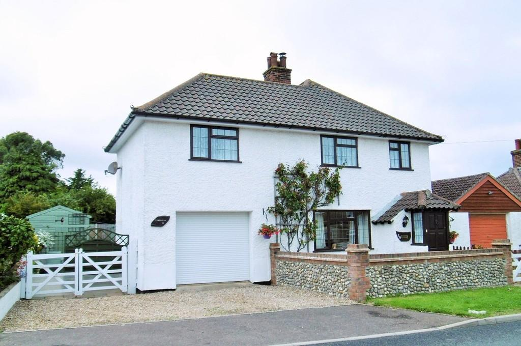 4 Bedrooms Detached House for sale in Sheringham