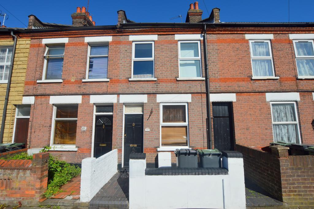 2 Bedrooms Terraced House for sale in Malvern Road, Luton, Bedfordshire, LU1 1LG