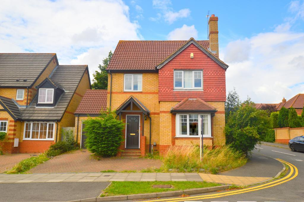 4 Bedrooms Detached House for sale in Riddy Lane, Luton, LU3 2AG