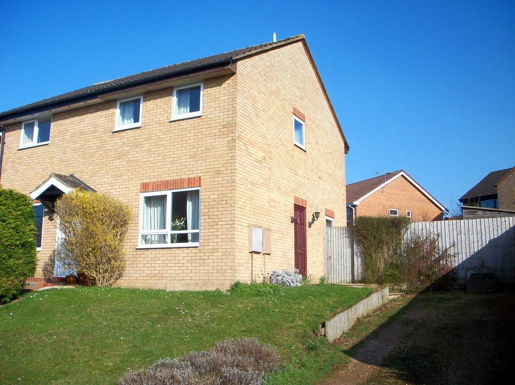 2 Bedrooms End Of Terrace House for sale in Boddington Way, Brackley