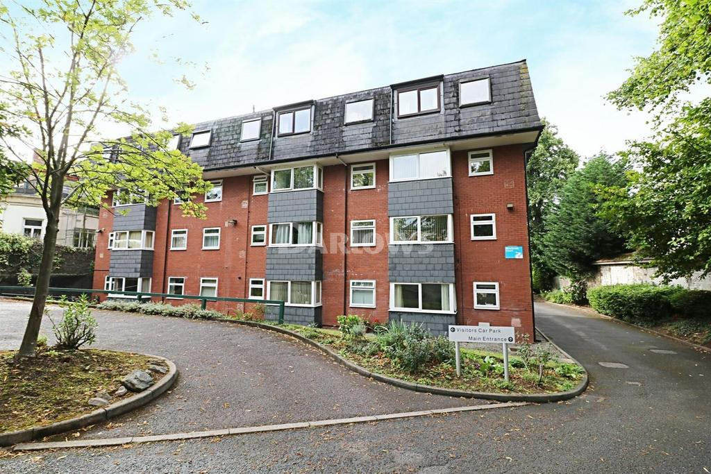 1 Bedroom Flat for sale in Newlands Court, Llanishen, Cardiff, CF14