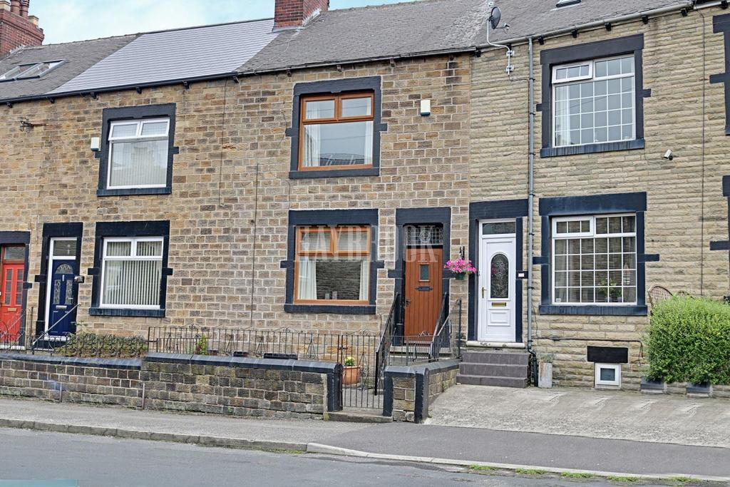 3 Bedrooms Terraced House for sale in Blenheim Road, Barnsley