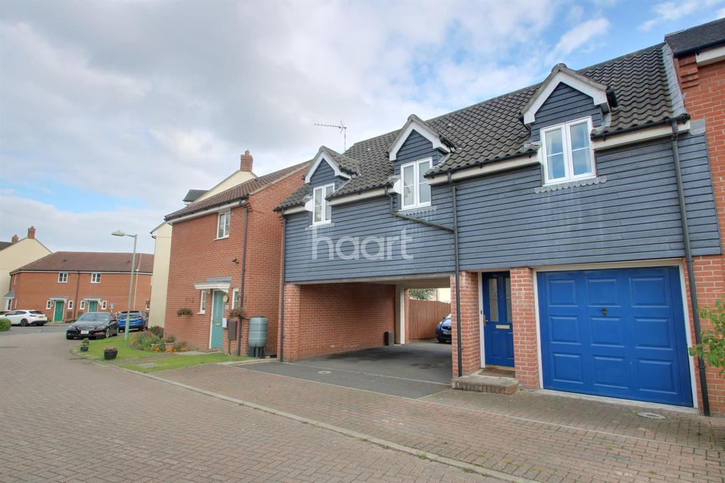 2 Bedrooms Flat for sale in Bury St Edmunds