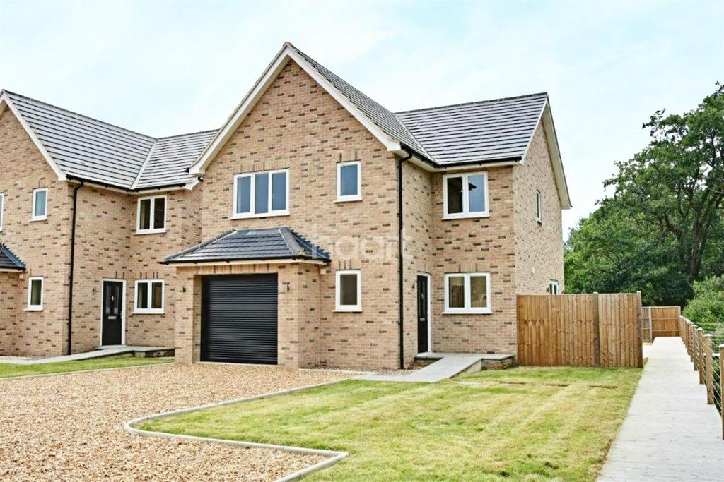 4 Bedrooms Detached House for sale in Malsters Close, Mundford