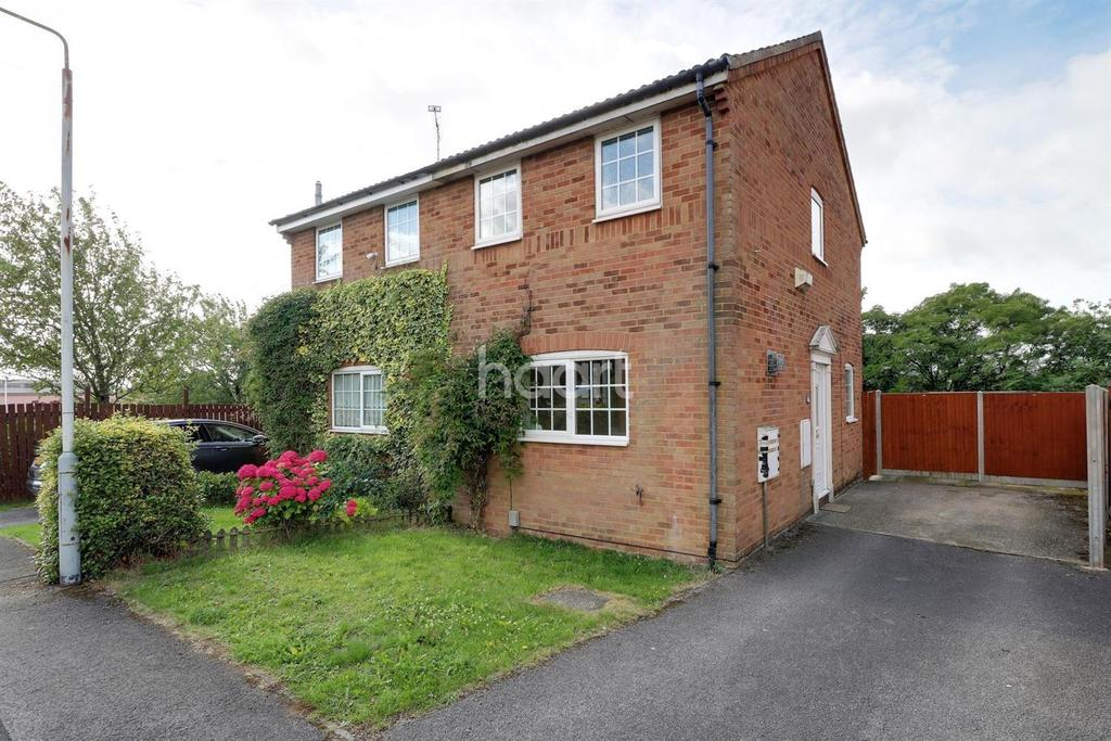2 Bedrooms Semi Detached House for sale in I'm Free In Wigmore Hall