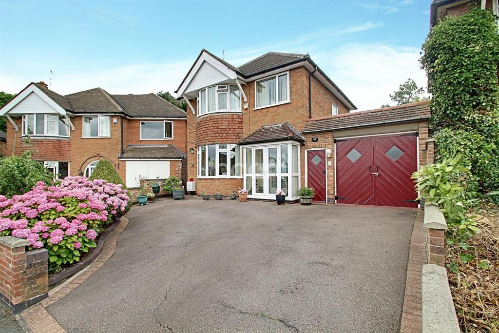 3 Bedrooms Detached House for sale in Wintersdale Road, Leicester