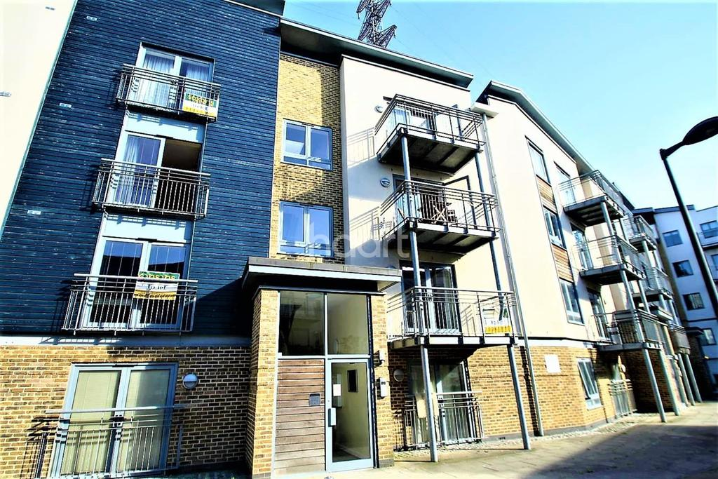1 Bedroom Flat for sale in Colchester