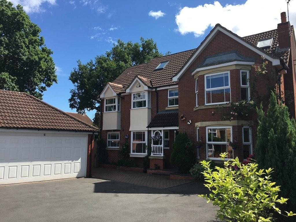 6 Bedrooms Detached House for sale in Cherrington Way, Hillfield