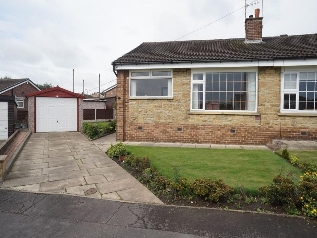 2 Bedrooms Detached Bungalow for sale in Middlebrook Hill, Fairweather Green