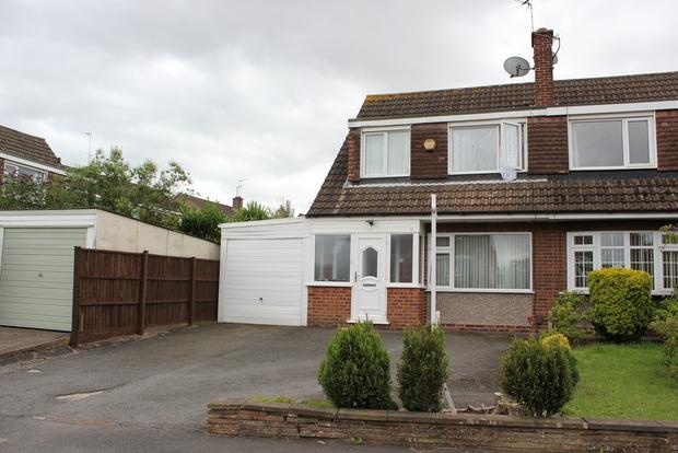 3 Bedrooms Semi Detached House for sale in Packer Avenue, Leicester Forest East, Leicester, LE3