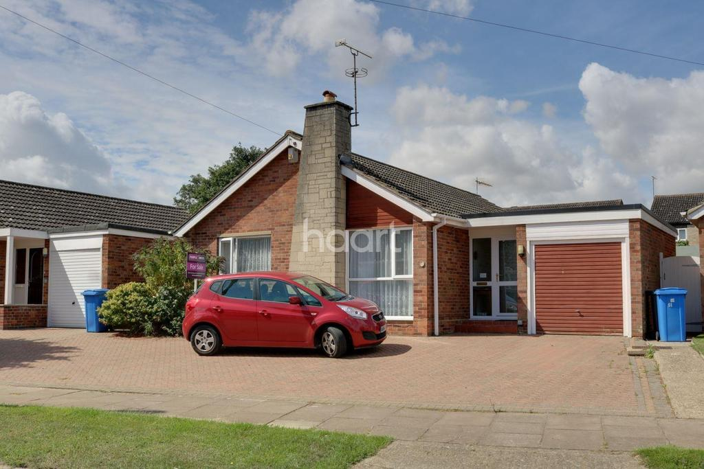 4 Bedrooms Bungalow for sale in Eccles Road, Ipswich