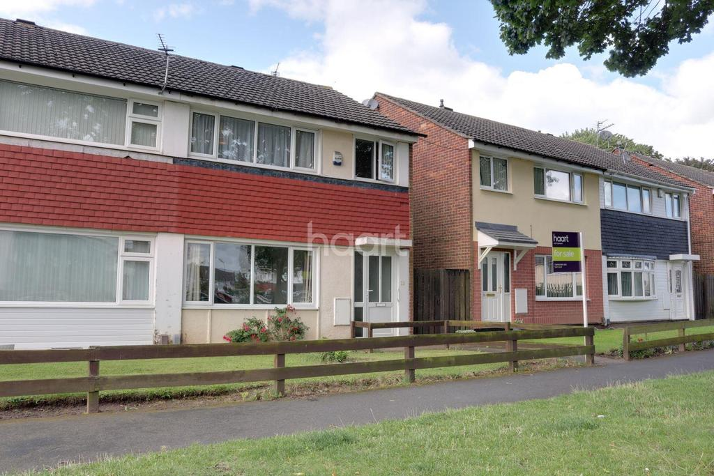 3 Bedrooms Semi Detached House for sale in Hobart Close, Meadows