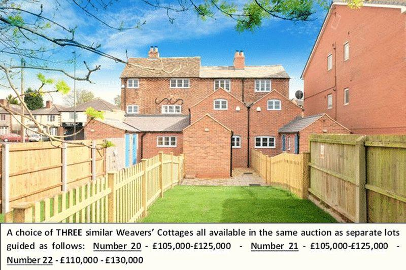 2 Bedrooms Terraced House for sale in Horsefair, Kidderminster DY10 2EN