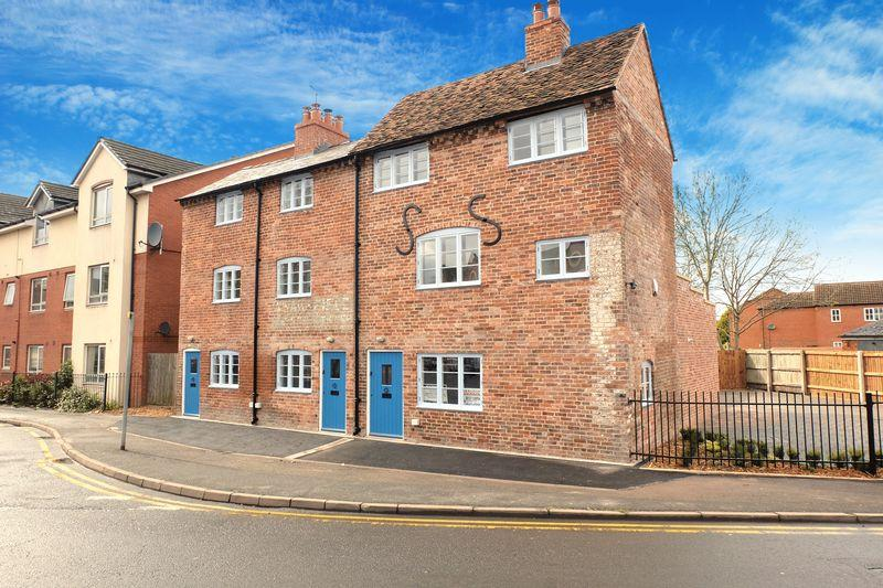 2 Bedrooms End Of Terrace House for sale in Horsefair, Kidderminster DY10 2EN
